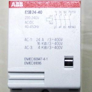 Protherm Контактор Eb.ISCH 24A (AC-1) 0020025215