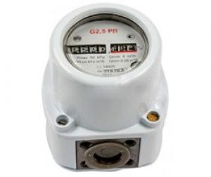 Счетчик газовый Омега РЛ G 2,5 ротационный