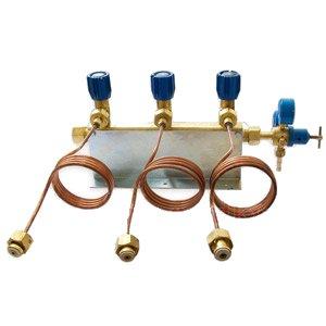 Рампа подачи газа с инжекторами Арт. 5698690