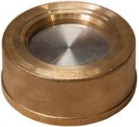Клапан обратный тарельчатый пружинный межфланцевый PN16, DN 40 Tecofi