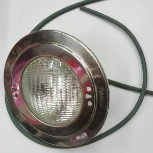 Прожектор под плитку из нерж. стали 300 Вт, кабель 2,5 м